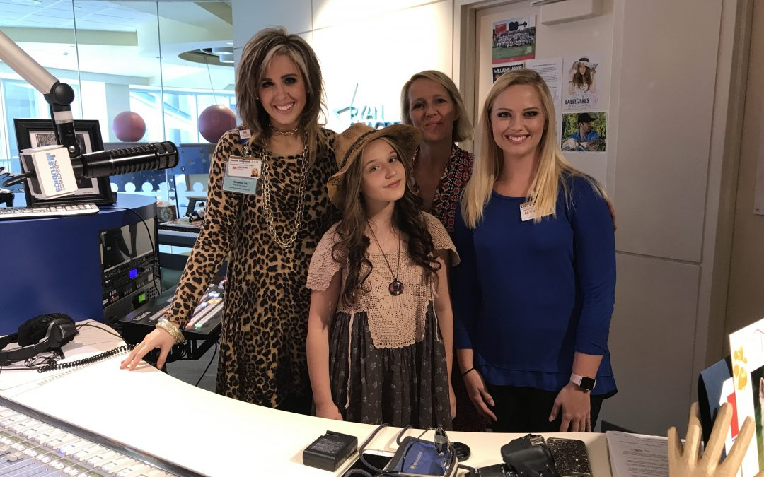 TEEN SENSATION  EMISUNSHINE MAKES SPECIAL APPEARANCE  AT MONROE CARRELL JR. CHILDREN'S HOSPITAL