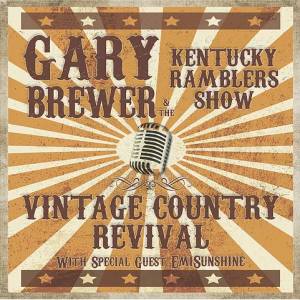 "EmiSunshine joins Gary Brewer and the Kentucky Ramblers in New Single ""Paradise"" on Vintage Country Revival"