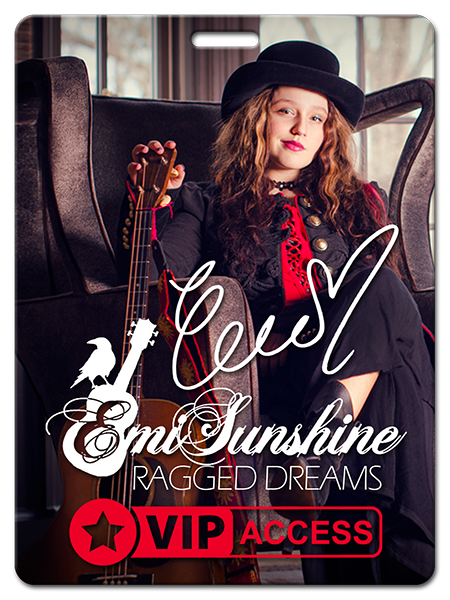 EmiSunshine Release VIP Tickets to Select Shows