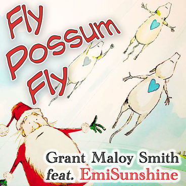 "EmiSunshine and Grant Maloy Smith Join Voices on ""Fly Possum Fly"""