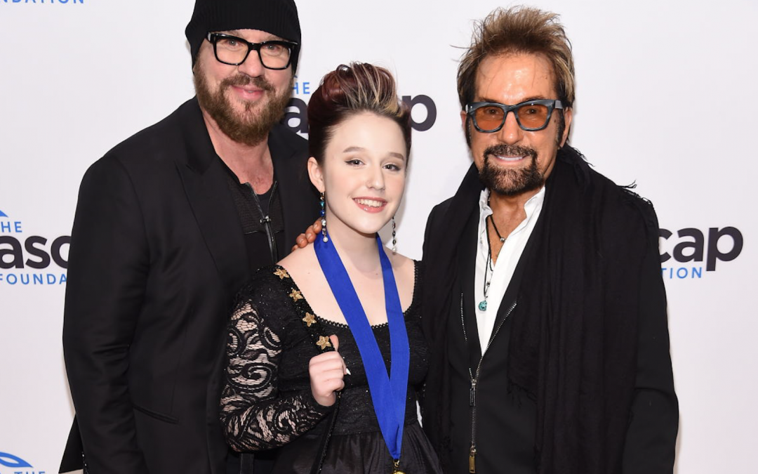 ASCAP Foundation Honors EmiSunshine With Desmond Child Anthem Award | AllAccess.com
