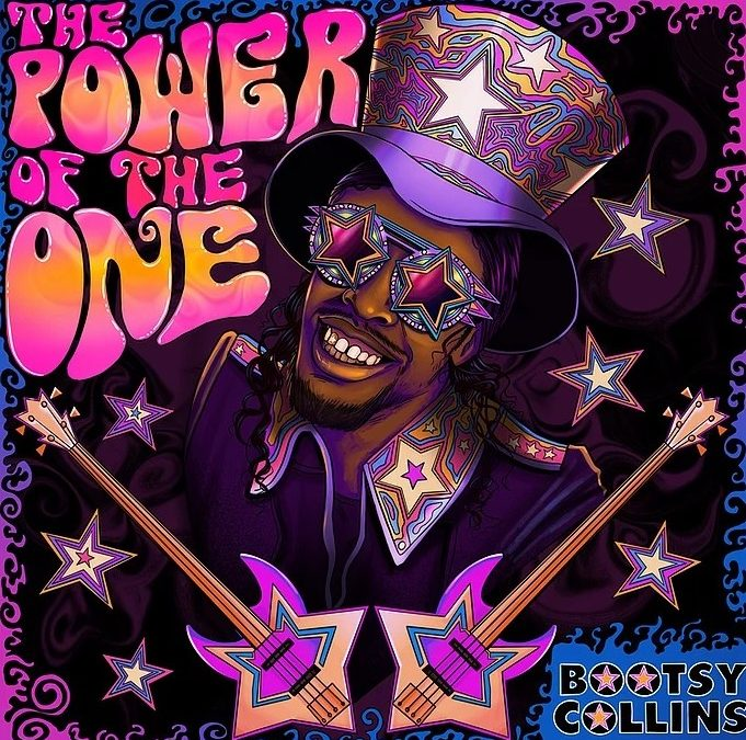 'Stars' Becomes 'Stargate' on Bootsy Collins' New Album
