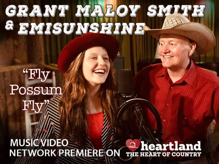 Quirky Christmas Song 'Fly Possum Fly' to Make TV Premiere on The Heartland Network, 12/8